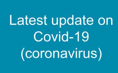 Letter re: Covid-19 Guidance Latest Information 11.05.20