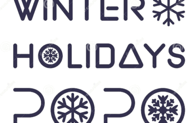 Winter Holiday Letter 2020
