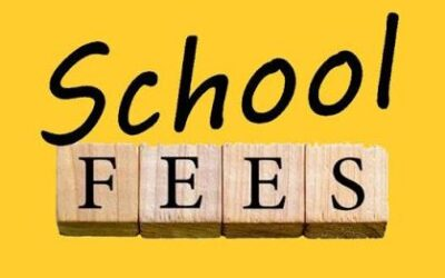 School Fees Letter for September 21
